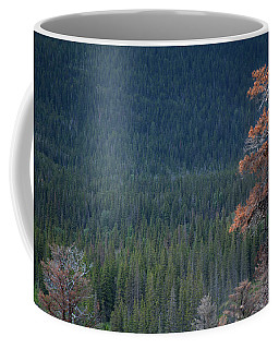 Montana Tree Line Coffee Mug