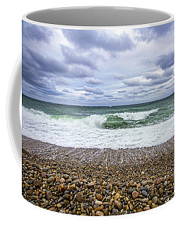 Montauk Shore Break Coffee Mug