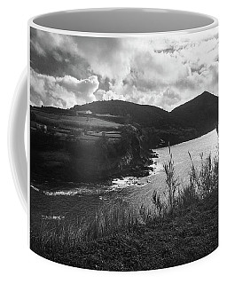 Coffee Mug featuring the photograph Monte Brasil, Terceira by Kelly Hazel
