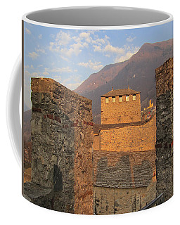 Montebello - Bellinzona, Switzerland Coffee Mug by Travel Pics
