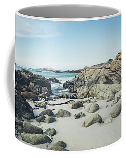 Monterey Coastline Coffee Mug