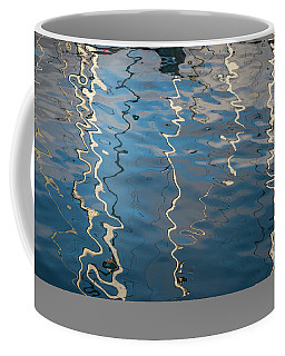 Coffee Mug featuring the photograph Monterey Reflection I Color by David Gordon
