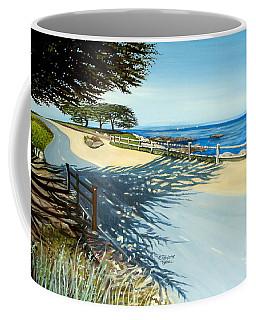 Monterey Shadows Coffee Mug