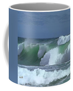 Monterey Surf Coffee Mug