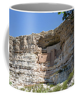 Montezuma Castle National Monument Arizona Coffee Mug