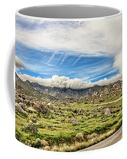 Montezuma Pass Summit Coffee Mug