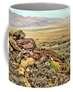 Montezuma Rd-borrego Valley View Coffee Mug