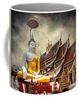 Monthian Temple Buddha Coffee Mug