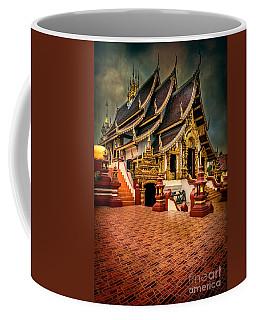 Monthian Temple Chiang Mai  Coffee Mug
