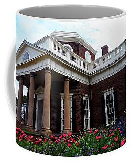 Monticello 3 Coffee Mug