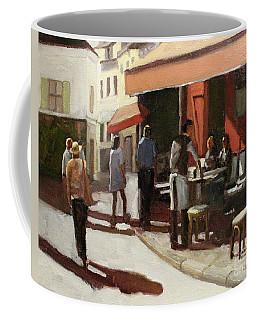 Montmarte Cafe Coffee Mug
