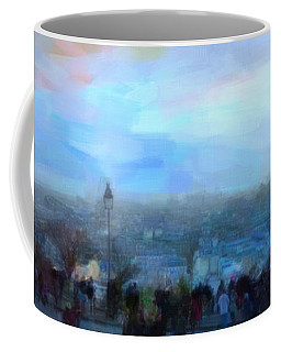 Montmartre From The Butte Coffee Mug