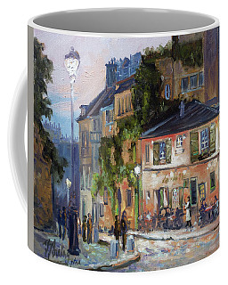 Montmartre, Paris Coffee Mug