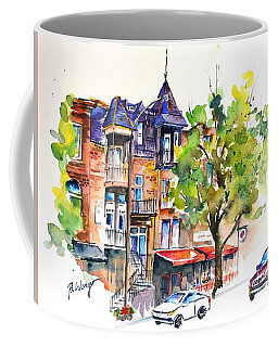 Montreal - 2 Coffee Mug