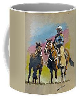 Monty Roberts Coffee Mug