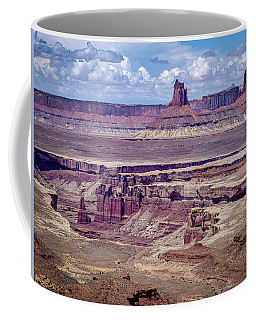 Monument Basin, Canyonlands Coffee Mug