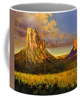 Monument Passage Coffee Mug