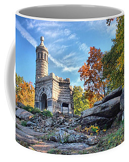Monument To The 44th Coffee Mug
