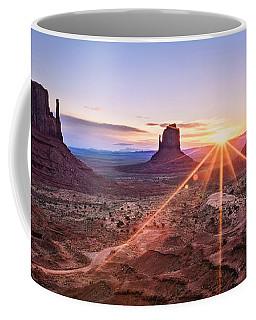 Monument Valley Coffee Mug