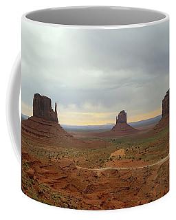 Monument Valley Landscape   Coffee Mug