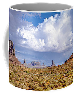 Monument Valley Mittens Coffee Mug