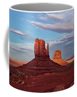 Monument Valley Mittens Coffee Mug