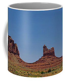 Monument Valley North View Coffee Mug