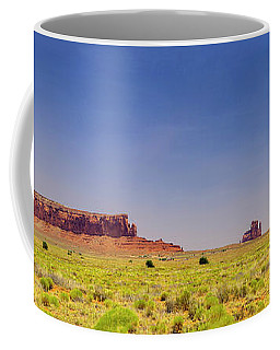 Monument Valley South View Coffee Mug