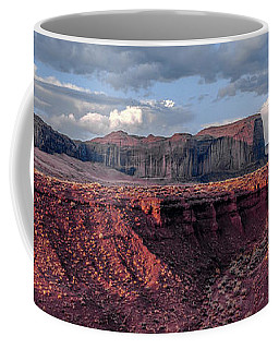 Monument Valley Sunrise Coffee Mug