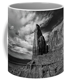 Monument Valley View Coffee Mug