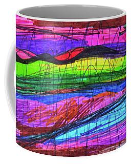 Mood Abstract Coffee Mug