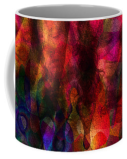 Moods In Abstract Coffee Mug