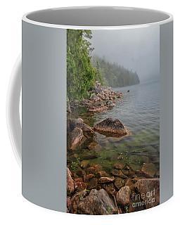 Moody And Magical Jordan Pond Coffee Mug