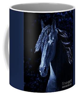 Moody Blues Coffee Mug by Melinda Hughes-Berland