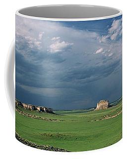 Moody-buttes Coffee Mug
