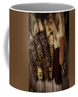 Moody Indian Corn Coffee Mug