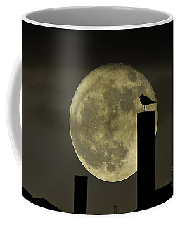 Moody Moonrise Coffee Mug