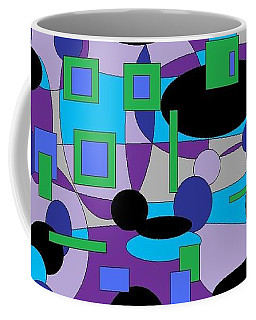 Moody Purple Coffee Mug