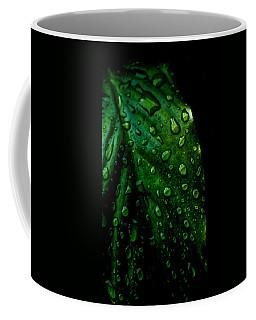 Moody Raindrops Coffee Mug