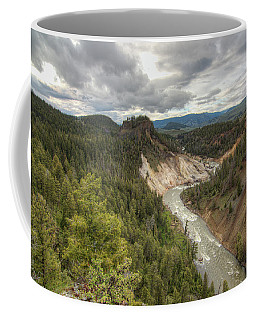 Moody Yellowstone Coffee Mug