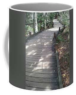 Mooloolaba Path Coffee Mug