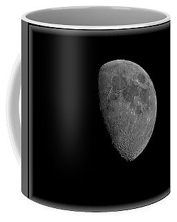 Coffee Mug featuring the photograph Moon 67 Percent Fr23 by Mark Myhaver