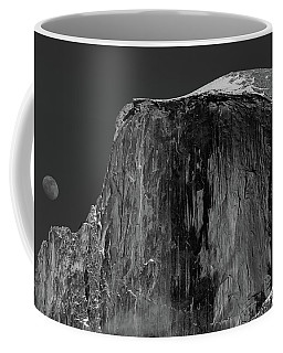 Moon And Half Dome Coffee Mug