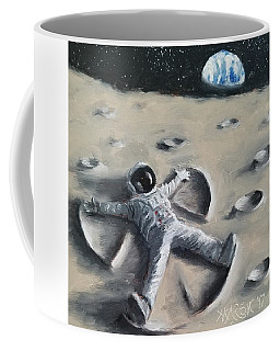 Moon Angel Coffee Mug