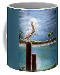 Moon Bathing Coffee Mug