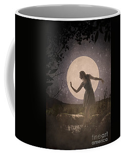 Moon Dance 001 Coffee Mug
