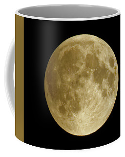 Moon During Eclipse Coffee Mug