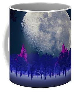 Moon Forest Coffee Mug