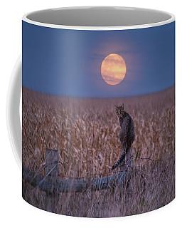 Moon Kitty  Coffee Mug