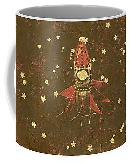 Moon Landings And Childhood Memories Coffee Mug